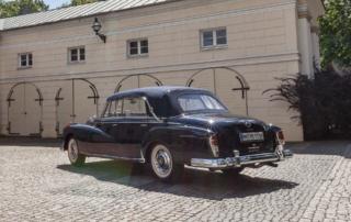 Mercedes Adenauer 300 Cabriolet